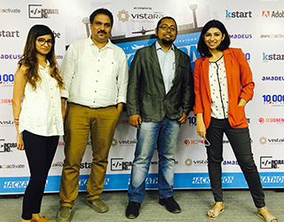 Design4india vistara hackathon