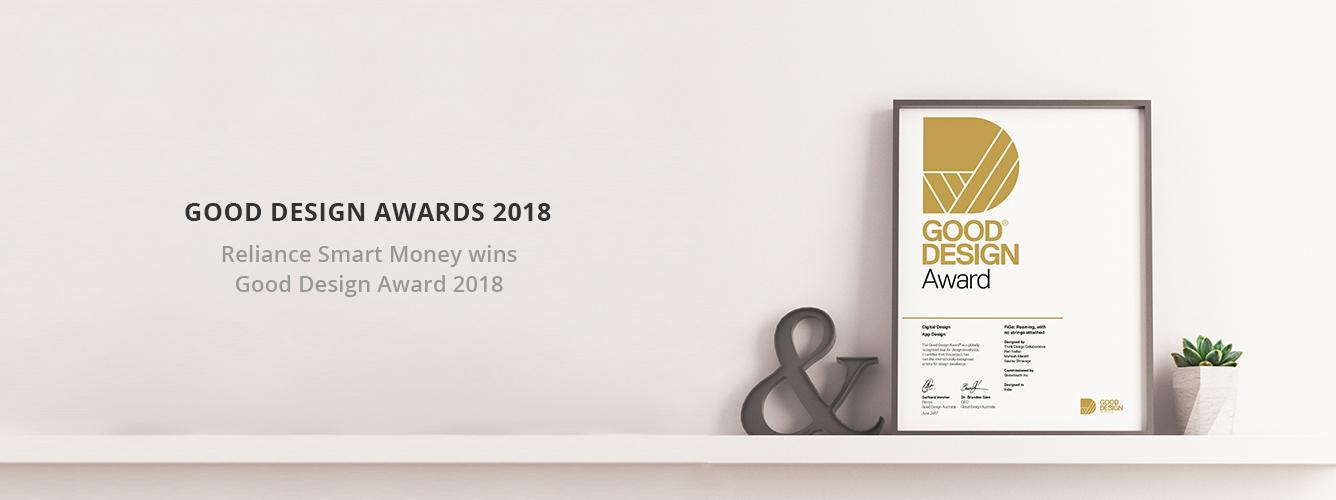 Good Design Award 20018