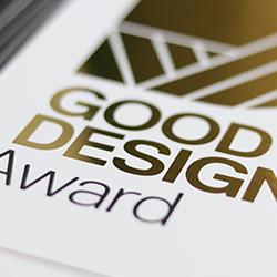 Good Design award 2017