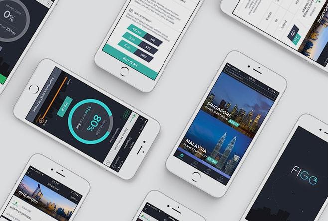 Think Design's work for FiGO app wins Good Design award 2017