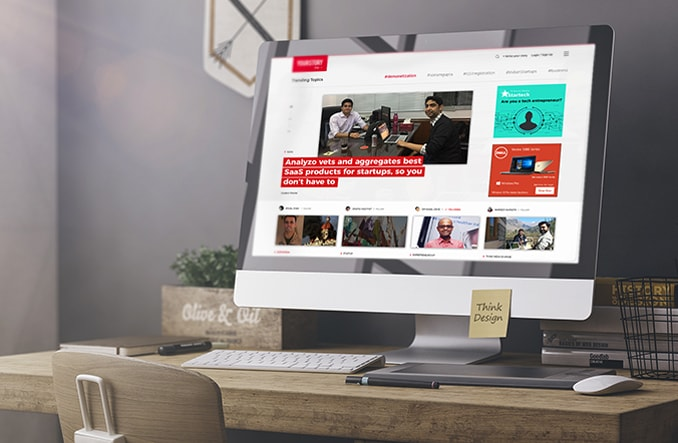 Just Launched: Yourstory.com in its better than ever experience