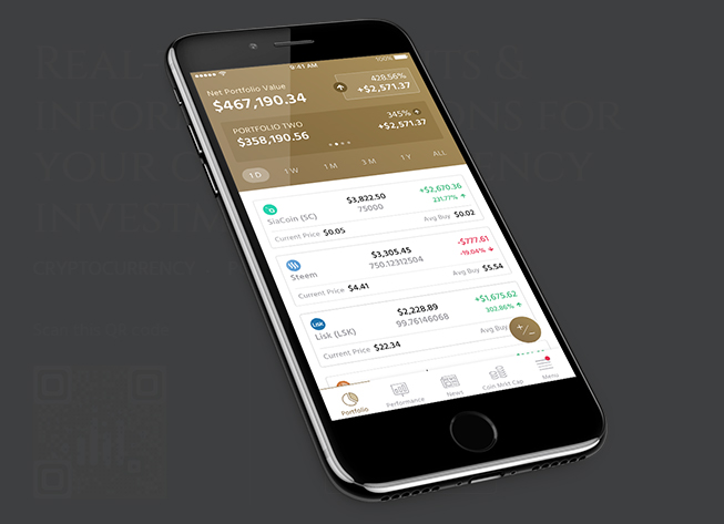 Kryptographe Android and iOS apps launched