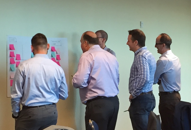 How to run a Service Design Workshop?