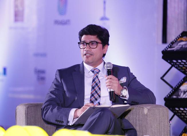 Hari Nallan is the jury member for India's Best Design Awards