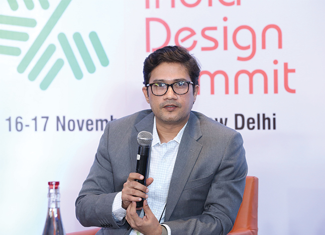 Hari Nallan shares his insights on Digital Transformation at CII India Design Summit