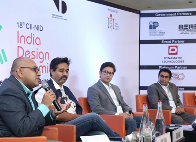 Hari Nallan invited as a member of CII's national committee on Design