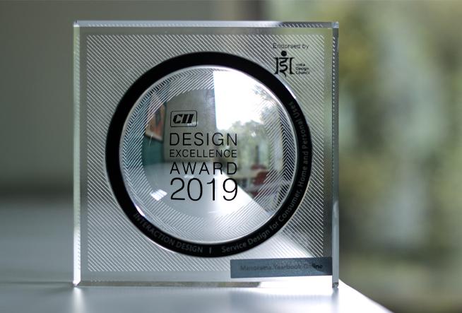Think Design wins CII Design Excellence Award