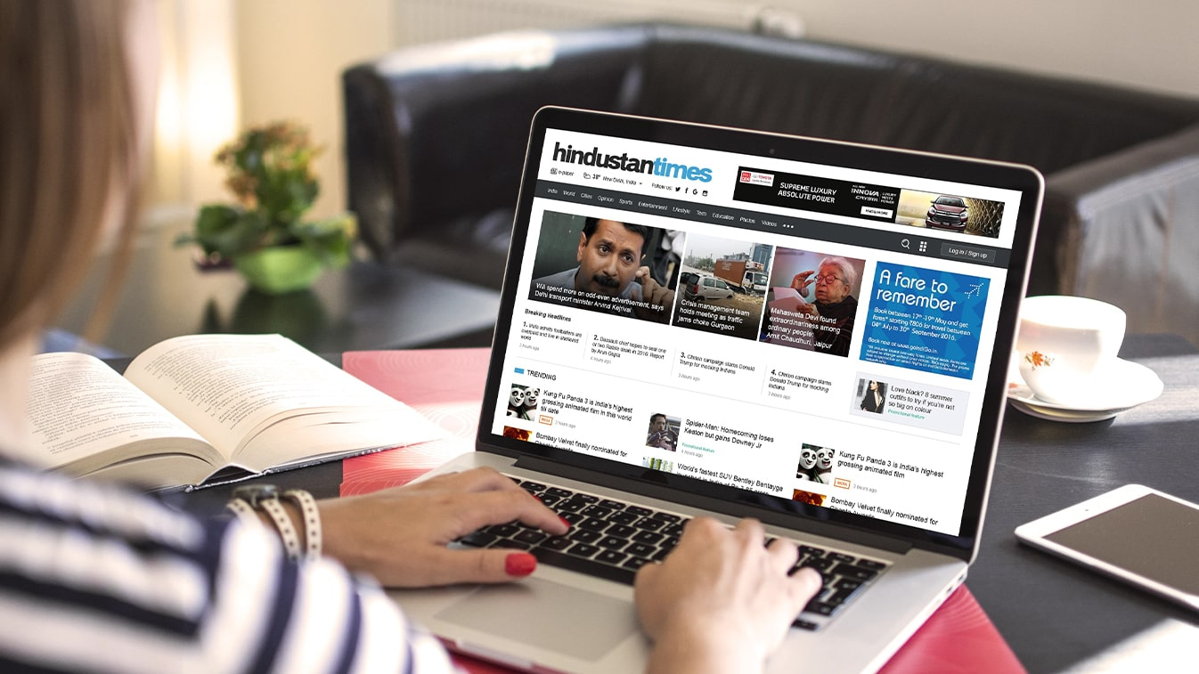 Hindustan Times: Transformative design for the legacy newspaper