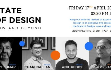 Industry leaders gather to offer insights on the State of Design.