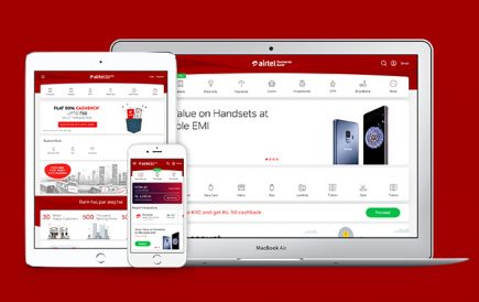 Airtel Payment Banks' portal and Progressive Web Application, Launched