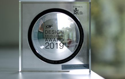 Think Design wins CII Design Excellence Award
