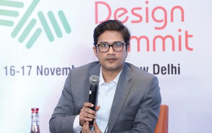 Hari Nallan shares his insights on Digital Transformation at CII India Design Summit