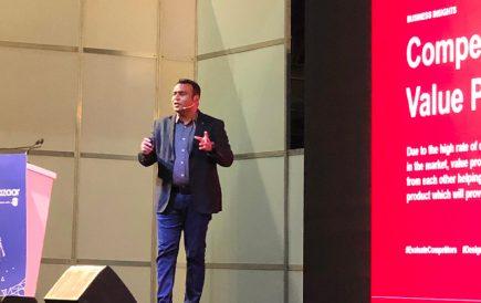 Insight Driven Design: Rama Aleti spoke at Cloud Bazar