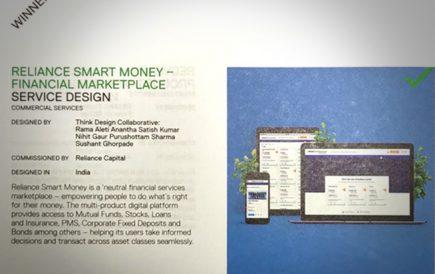 Think Design's work published in Good Design 2018 Showcase publication