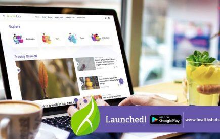 Launched: Healthshots app