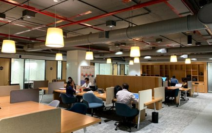 Think Design Mumbai has a new address.