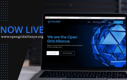 Launched: Open Grid Alliance Microsite