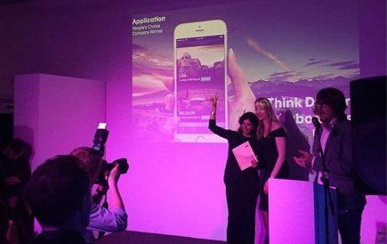 Think Design wins People's Choice Award at Creativepool Awards 2017