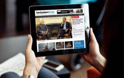 Redefined online avatar of India's oldest newspaper, Hindustan Times launched